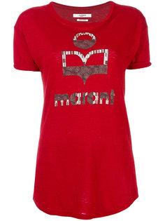 natural designer T-shirt Isabel Marant Étoile