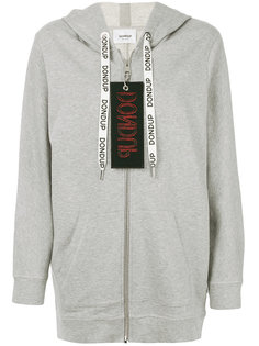 zipped hoodie  Dondup