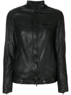 куртка с карманами на молнии  Salvatore Santoro