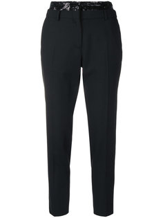 укороченные строгие брюки  Iro