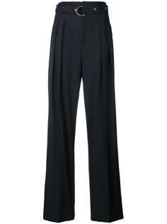 строгие брюки с завышенной талией  Iro