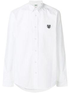 рубашка с логотипом Kenzo