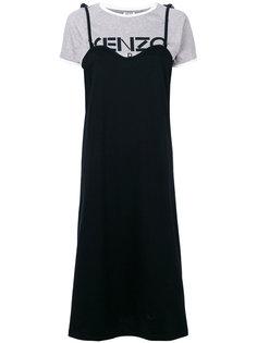платье 2-в-1 Kenzo