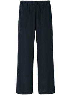 широкие укороченные брюки   Aspesi