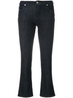 укороченные джинсы Love Moschino