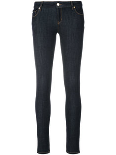 джинсы скинни Love Moschino