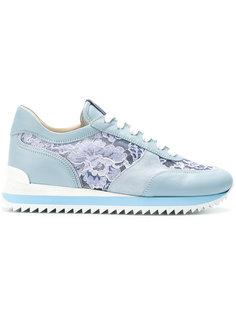 кроссовки с панельным дизайном Le Silla