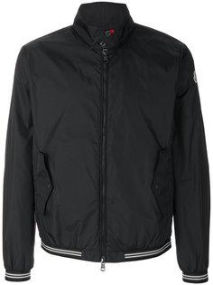 куртка-бомбер с воротником-стойкой Moncler