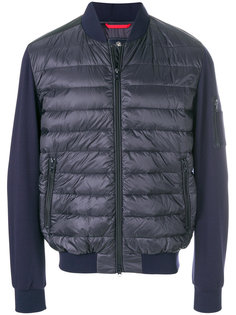 стеганая куртка-бомбер Fay
