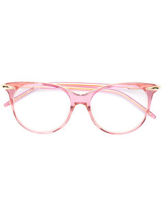 cat-eye glasses Pomellato