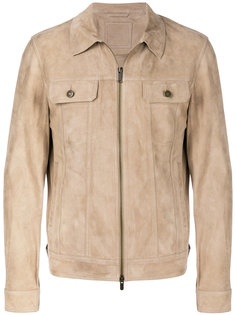 куртка с классическим воротником Desa Collection
