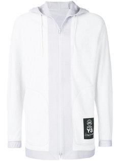 zip-up hoodie Y-3