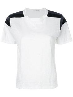 contrast-panel T-shirt Rag & Bone /Jean