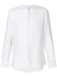 рубашка без воротника Paolo Pecora