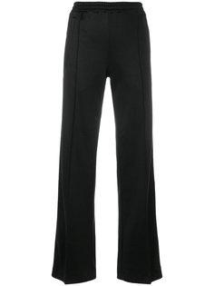 спортивные брюки с полосками по бокам  Dondup