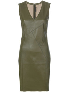 panelled dress Drome