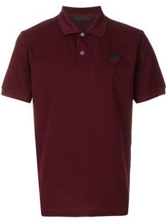 piquet polo shirt Prada