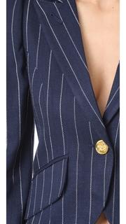 SMYTHE One Button Blazer