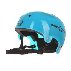 Шлем для скейтборда Pro-Tec Bucky Trans Blue