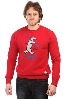 Свитшот Penfield Ski Bear Red