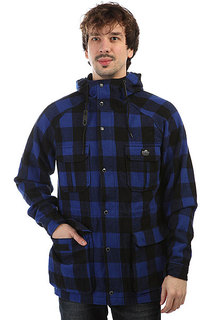 Куртка Penfield Kasson Buffalo Plaid Jacket Blue