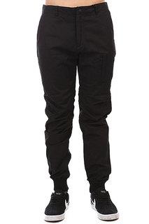 Штаны прямые Penfield Howland Twill Pants Black