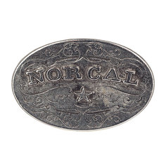 Пряжка Nor Cal Fifty One Silver