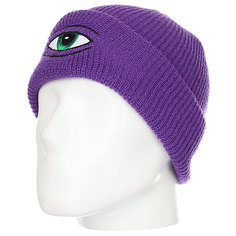 Шапка Toy Machine Sect Eye Dock Beanie Purple
