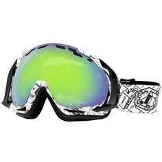 Маска для сноуборда OUT OF Edge Бонус Линза В Комплекте Snowpark (green Mci)