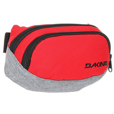 Сумка поясная Dakine Hip Pack Red