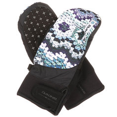 Варежки сноубордические женские Dakine Electra Mitt Crochet