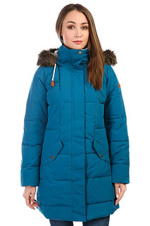 Куртка парка женская Roxy Ellie Ink Blue