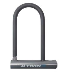 D-образный Велозамок С Ключом 500 Btwin