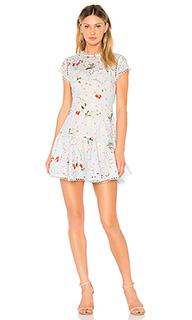Мини платье sydney - aijek