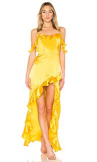 Платье peony - Amanda Uprichard