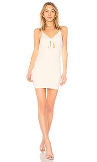 Облегающее мини-платье haley - by the way.