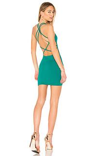 Облегающее мини-платье gianna - by the way.