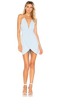 Платье с глубоким v-образным вырезом vivian - by the way.