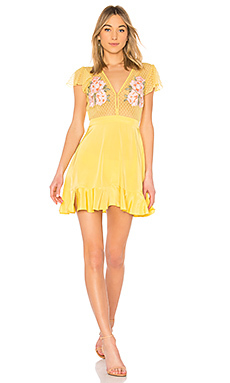 Платье cooper - Cleobella