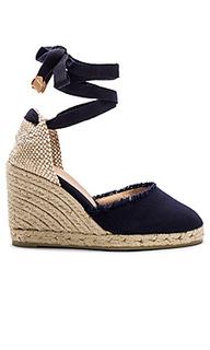 Обувь на танкетке canela - Castaner