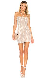 Обтягивающее платье clementine - MAJORELLE