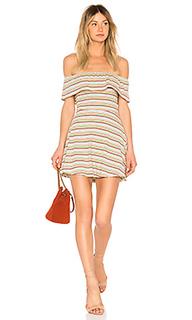 Мини-платье с открытыми плечами montana - Privacy Please