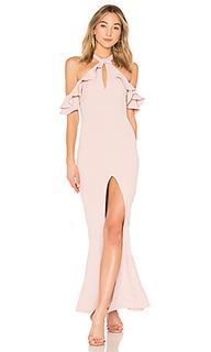 Вечернее платье с открытыми плечами calista - Privacy Please