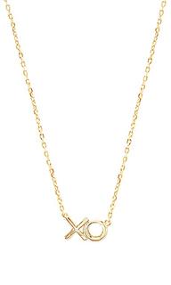 Ожерелье xo - SHASHI
