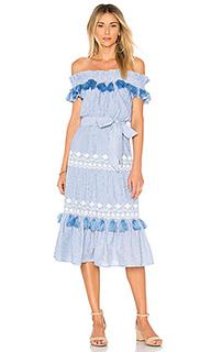 Платье с открытыми плечами lana - Tularosa