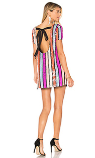 Мини-платье с блестками sydni - X by NBD