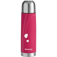 Термос для жидкостей SOFT THERMO 500 мл, Miniland, розовый