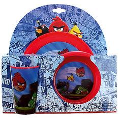 Набор посуды (3 предмета), Angry Birds МФК профит