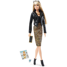 """Коллекционная кукла """"Городской блеск"""", Barbie Mattel"""
