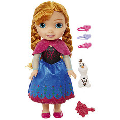 "Кукла-малышка ""Холодное сердце"" с аксессуарами, Анна, 35 см Jakks Pacific"